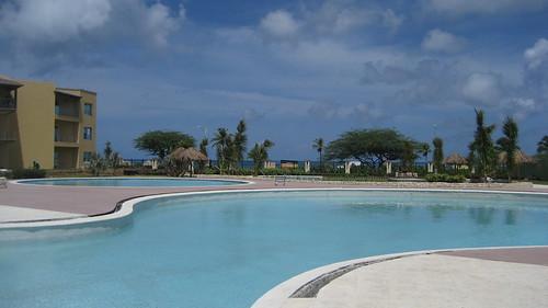 Oceania's New Pool