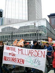 Wir zahlen nicht für eure Krise - Frankfurt (05)