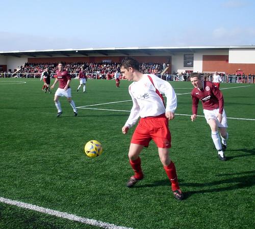 Petershill vs. Clydebank