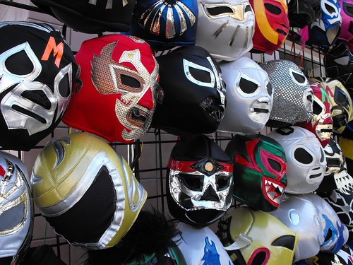 The Legion of Lucha Libre Super Heroes. 1