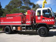 CFA Fire Truck