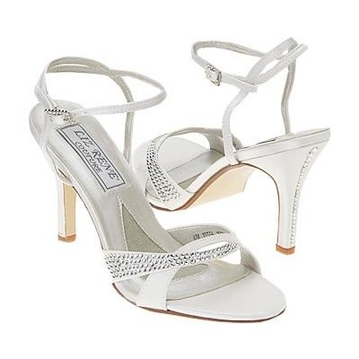 wedding shoes_casual bridal shoes
