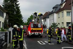 Gebäudebrand Rüsselsheim 11.05.09