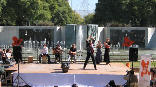 Flamenco Dancer: mucho suave!