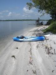 Kayaking paradise