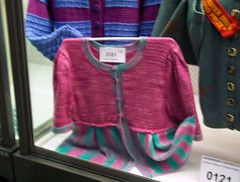 Easter Show Cardi