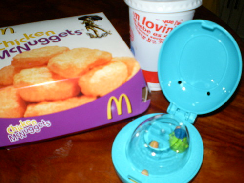 McDonald's Happy Meal Tamagochi