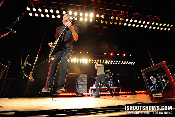 Rise Against @ Pop's -- 2009.06.13