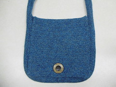 Felted Monk Satchel