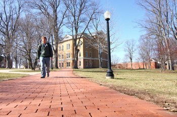 Hillsdale Alumni Walkway
