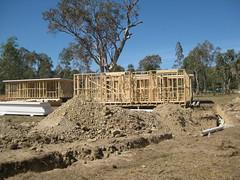 Rebuilding in Flowerdale