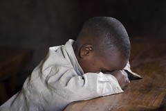 Ethiopia: Innocent Prayers of a Young Child, by babasteve