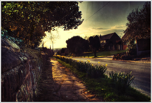 church lane, maxstoke (click to enlarge)