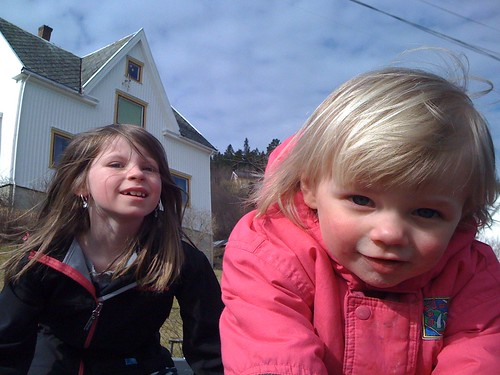 Sarah and Aurora