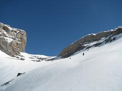 Camino del Lago helado