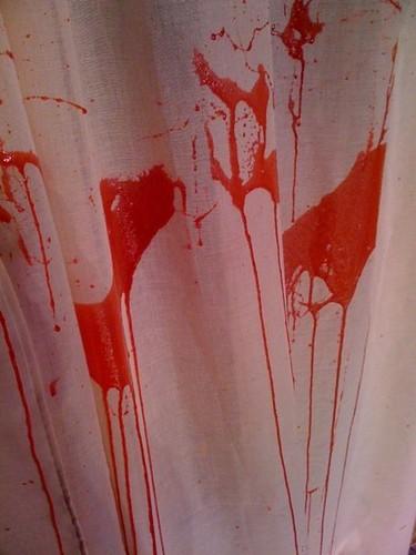 bloodycurtain