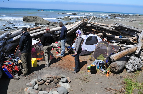 Lost Coast - Our Shelter