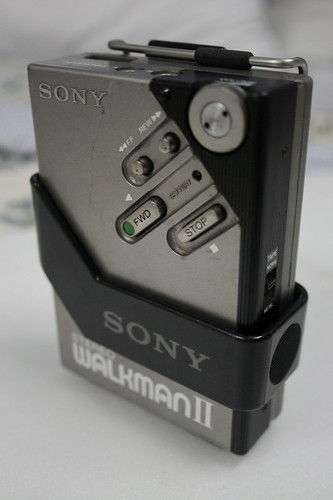 sony walkman - front shot (by kapil_b)
