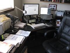 Busy Desk