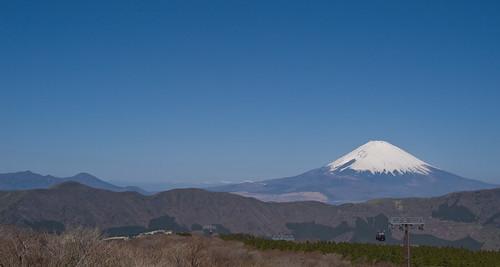 A View of Mt. Fuji
