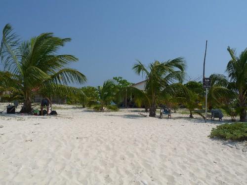 Lime Caye, Southern Belize