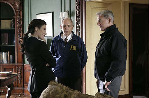 ICE, FBI and NCIS