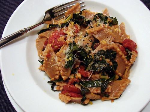 Dinner:  February 21, 2009