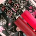 lipglass and new kuromi make up case for purse