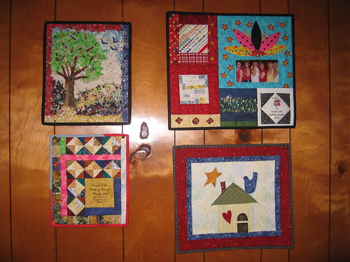Quilt Retreat 2009