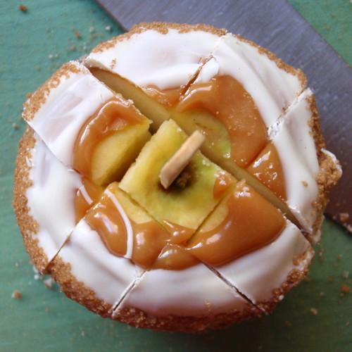 Apple pie apple, en rodajas