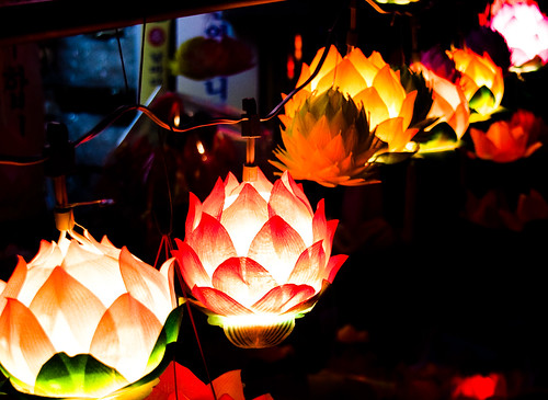 The Lotus Lantern Festival kicked off a string of four Korean holidays in 2+ weeks.