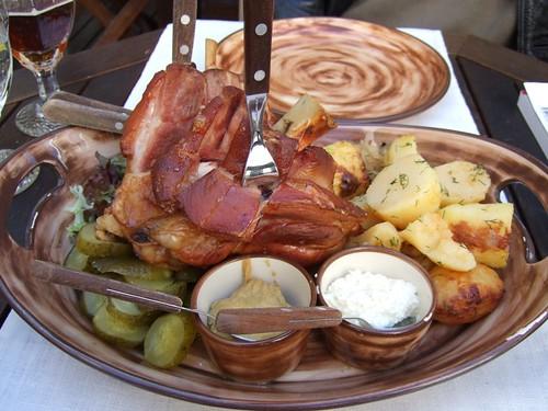 Estonian Lunch