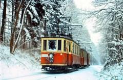 Ostrava, mid-winter