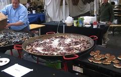 waterside festival food