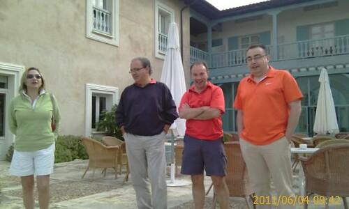 Torneo de Golf Aisiatek en Palacio Urgoiti by LaVisitaComunicacion