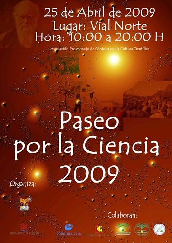 Paseo de la Ciencia.