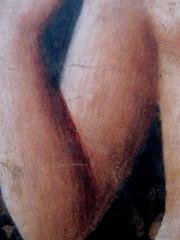 Denton Welch, In gioventù il piacere, Casagrande 2003, Marco Zürcher progetto grafico, ill. di cop.: Tentazione di Adamo ed Eva di Masaccio (part.)