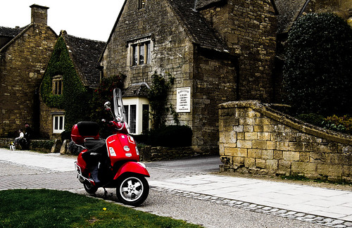 Cotswolds on Malina