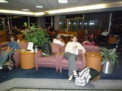 Air France LAX Terminal 2 Lounge