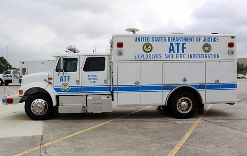 U.S. Bureau of Alcohol, Tobacco, Firearms and ...