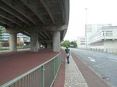 under the A57(M)