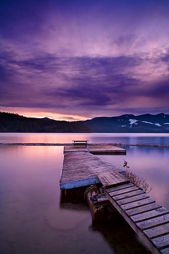 Lake Cohwichan Dusk