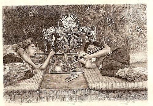 Fumeurs d'opium