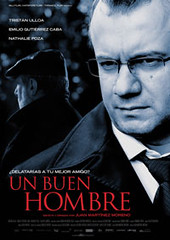 Un buen hombre -cartel