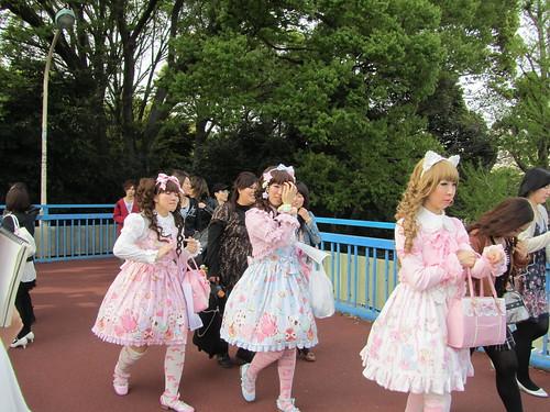 Harajuku & Yoyogi Park