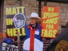 Processo per l'uccisione di Matthew Shepard, by web, 2