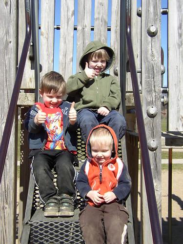 boys @ playground