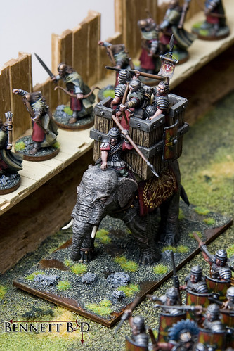 Roman Elephant