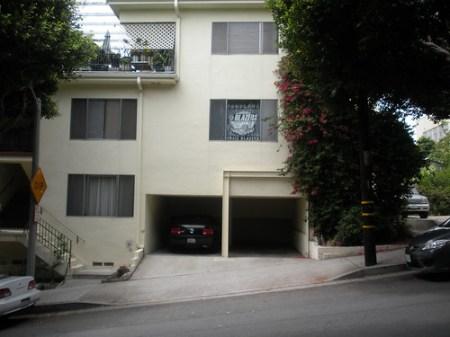 Blazers Fan in Santa Monica