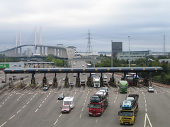 Dartford River Crossing Toll